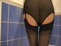Retro Panties Stockings and Corsets tube porn video