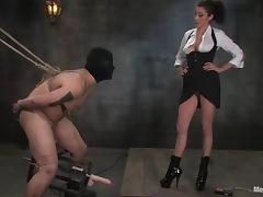 Orlando gets beaten and tortured by Princess Donna Dolore and loves it tube porn video