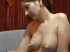 Webcam puffy nipples (NO SOUND) tube porn video