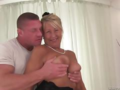 never too old for cock @ i wanna cum inside your grandma #11 tube porn video