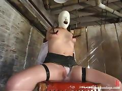 Jade Marxxx is being tortured by that bitch tube porn video