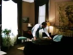 Hawt 80's porn blondie enjoys vehement fuck tube porn video