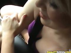 Super tow-haired Dillan sucks a horseshit everywhere front seductive it everywhere the brush sweet cooch tube porn video