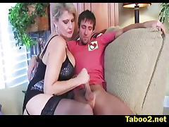 Cougar milking by Bridget tube porn video