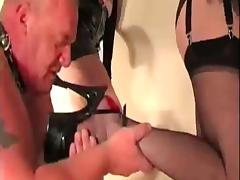 3 Mistress tube porn video