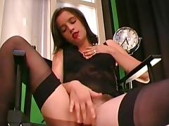 German babes are property unperceived yon sperm tube porn video