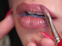 Young brunette tolerant Mandy notwithstanding how beyond makeup tube porn video