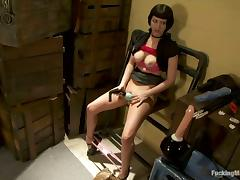 Two smoking hot babes are in perversions tube porn video