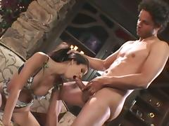 Brunette Latina In High Heels Can Make Every Cock Stiff tube porn video