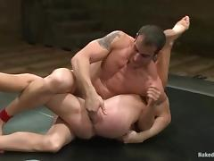 Tasty Patrick Rouge And Spencer Reed Finger Each Other's Assholes tube porn video