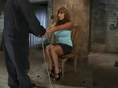 Big tittied Ava Devine gets dominated by some guy tube porn video