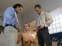 StepMom Husband and StepSon tube porn video