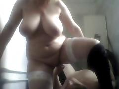 Russian mature mom and her stupid boy! Homemade! Amateur! tube porn video