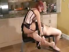 Serious facesitting tube porn video