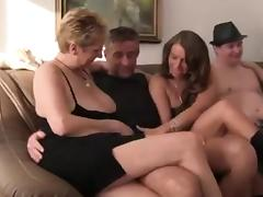 Susanne Has The Neighbours Round For A Wee Party! tube porn video