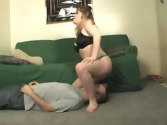 Ass Worship Licking Face Sitting Verbal Humiliation tube porn video