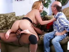 Prince Yahshua fucks with whitey Krissy Lynn tube porn video