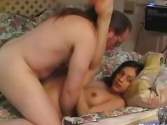 Daddy & Daughter - Hot Teen Fucked tube porn video
