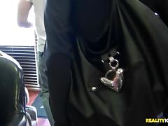 MilfHunter - Smoke and poke tube porn video