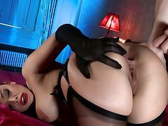 Glamorous anal sex with brunette Liza Del Sierra tube porn video