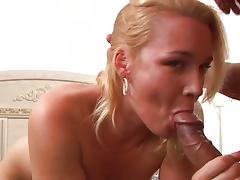 Plugged Olivia Saint's holes tube porn video