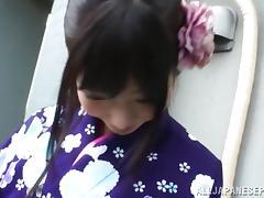 Hot chick Arisa Nakano Japanese cosplay fucking action tube porn video