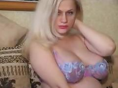 Me rubbing my yummy cunt tube porn video