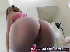 IBuyGFs Video: Kelly Wells Panty Handjob tube porn video