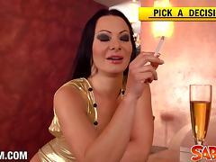Saboom Video: Sandra Romain Anal Queen tube porn video