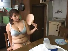 Chubby Mature Yukari Orihara Gets Her Juicy Pussy Pounded tube porn video