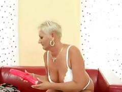 Hot teen fucks horny busty grandma tube porn video