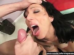 Stepmom Zoey Holloway Seduced By Her Young Step Son tube porn video