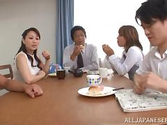 Scrumptious Yuu Kawakami Gets Her Pussy Licked At The Office tube porn video