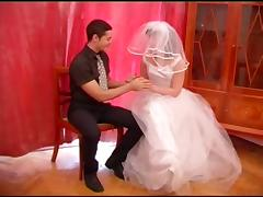 Older Bride Russian Aged tube porn video