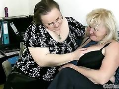 Two gorgeous lesbians mature gets horny part6 tube porn video