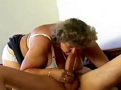 BBW GRANNY WITH HUGE BOOBS (SMALL CLIP) tube porn video