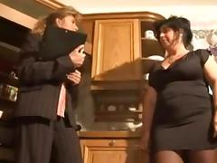 Mature German whores fuck hard with youngsters tube porn video