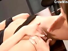 Lesbian blondes with sweet desire tube porn video