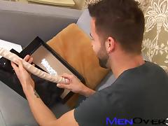 MenOver30 Video: Dildo Rider tube porn video