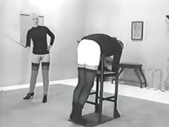 vintage caning tube porn video