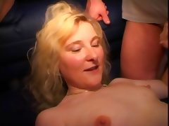 wife gangbanged tube porn video