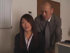 Hot and horny Reiko Kobayakawa Japanese female teacher sex tube porn video