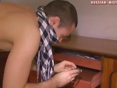 Russian-Mistress Video: Irina tube porn video