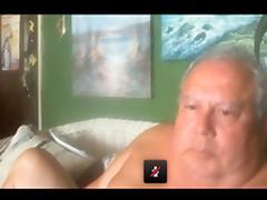 Webcam Grandpa 2 tube porn video