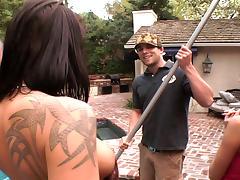 Fucking Peeper's!!! tube porn video