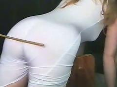 Quick caning tube porn video