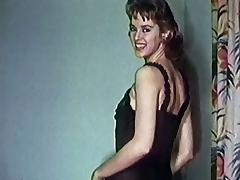 LOVE ME - vintage stockings striptease erotic music video tube porn video