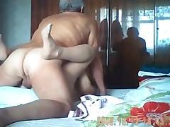 Fuck russian granny tube porn video
