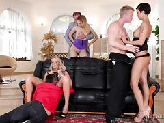 the party has just begun @ swingers orgies #08 tube porn video
