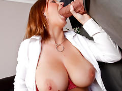 Sara Stone & Billy Glide in Naughty Office tube porn video